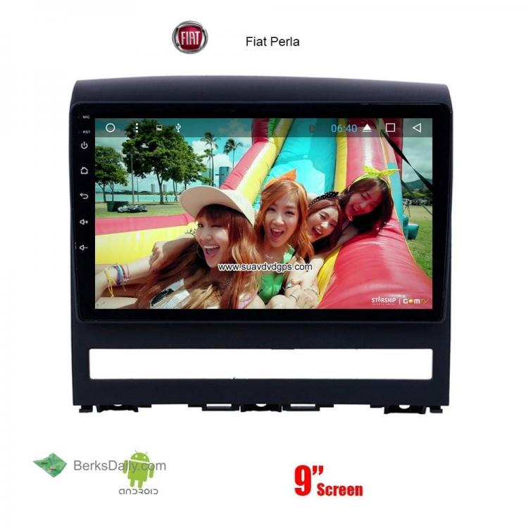 Fiat Perla smart car stereo Manufacturers