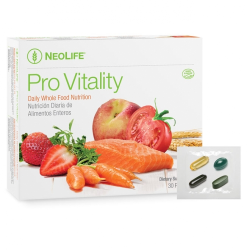 Pro Vitality ~ for Daily Whole-Food Nutrition!