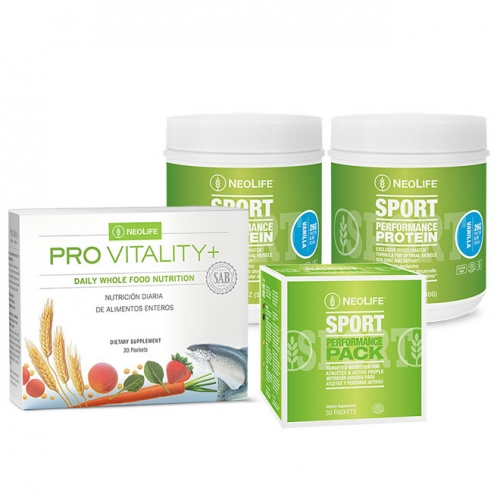 SPORT PACK ~ The Newest NeoLife Club Health Pack!